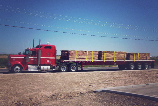 oilfield hauling and delivery services